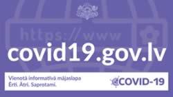 Covid-19 aktualitātes