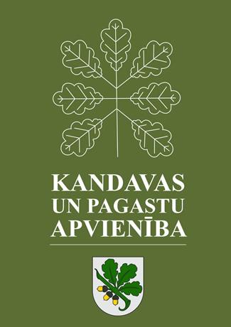 Kandavas un pagastu apvienība logo