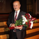 Kandavas novada domes Pateicība- Kurzemes cietokšņa muzeja vadītājam Ilgvaram Brucim no Zantes