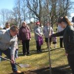 Latvijas Neatkarības atjaunošanas svētku norises Cēres pagastā