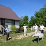 Ārzemju viesi ciemojas Zemītes pagastā pie uzņēmēja Ivo Immermaņa