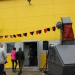 19.septembrī plkst.16:00 Kandavā Sabiles ielā 22 tika atklāta jaunā biomasas katlu māja