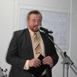 """SIA """"Kandavas komunālie pakalpojumi"""" valdes loceklis Jānis Zandbergs"""
