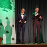 Vakaru vadīja Kristaps Ozols un Gints Leimanis (no kreisās)