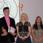 Titula Gada jaunietis pretendents vecuma grupā 19-25 gadi -  Gvido Bērziņš
