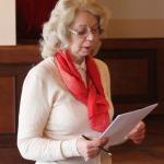 Valdes, kredītkomitejas atskaiti sniedza komitejas priekšsēdētāja Skaidrīte Šneidere