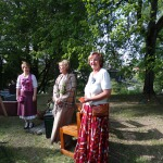 Eksperti Anita, Sarma un palīdze Dace