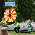 Sportiskās aktivitātes izvilkusi Zantes pagasta komanda