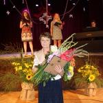 Balvu par mūža ieguldījumu saņēma Ausma Pileniece