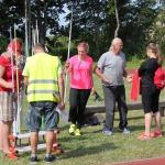 J.Lūsis jaunajiem sportistiem neliedz padomus