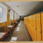Garderobes telpas pirms remonta