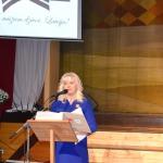 Apsveikums novada ļaudīm- Kandavas novada domes priekšsēdētāja Inga Priede