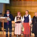Apsveikums no sadraudzības partneriem Lietuvā- Šilales pašvaldības vadītāja Jonas Gudauskas