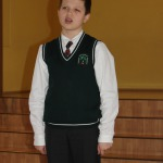 Kandavas K. Mīlenbaha vidusskolas 6.b klases skolnieks Jurģis Grīgs