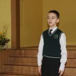 KKMV 4.klases skolnieks Valters Garancis