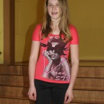 Zemītes pamatskolas 7.klases skolniece Samanta Borka