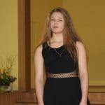 KLT 1.kursa audzēkne Laura Sprūde