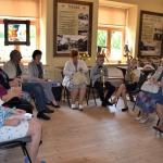 Pagastu un pilsētas priekšsēdētāju tikšanās novada muzejā