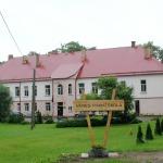 Sakoptā apkārtne ap Vānes pamatskolu