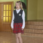 Zantes pamatskolas 5.klases skolniece Madara Krūmiņa