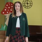 Kandavas K.Mīlenbaha vidusskolas 6.b klases audzēkne Felicita Fursa