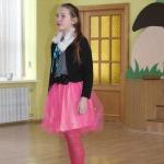 Vānes pamatskolas 4.klases skolniece Beāte Eva Ivančikova, kura ieguva žūrijas Simpātiju balvu