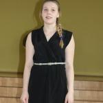 Kandavas internātvidusskolas 8.a klases audzēkne Sintija Bondarenko ieguva 1.vietu 7.-9.klašu grupā