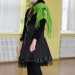 Zemītes pamatskolas 8.klases skolniece Aija Rasmusa
