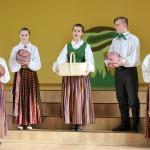 """Mazās formas uzvedumu konkursā piedalījās Zemītes pamatskolas teātra pulciņš ar uzvedumu """"Mantojums""""( režisore E.Kirillova). Pavisam nedaudz pietrūka, lai arī viņi tiktu izvirzīti nākamajai kārtai Talsos."""
