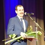 """Nominācijā """"Sporta entuziasts"""" galveno balvu saņēma Igors Zaļevskis"""