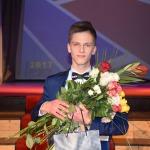 """Nominācijā """"Labākais sportists tehniskajos sporta veidos"""" galvenā balva tika pasniegta Adrianam Lasim"""