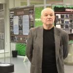 Ēvalds Grabovskis- Rīgas Dinamo ilggadējs treneris, šobrīd Latvijas Hokeja federācijas izpilddirektors.