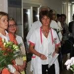 Liene Rozenfelde, Radioloģijas nodaļas vadītāja