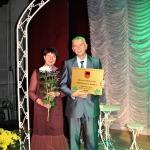 """Nominācija """"Skaistākais dārzs"""" - Dace un Andrejs Grosi no Kandavas"""