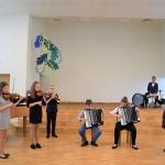 Zinību diena Kandavas Mākslas un mūzikas skolā
