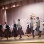 Zantes KN vidējās paaudzes deju kolektīvs