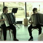 duets: M.M.HESA; V.GARANCIS /ped.Dz.Linde/