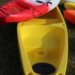 Kanoe laiva 5 cilvēkiem celtspēja 500 kg
